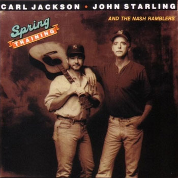 Carl Jackson & John Starling<BR>Spring Training (1987)