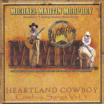 Michael Martin Murphey<BR>Storm Over The Rangeland (2005)