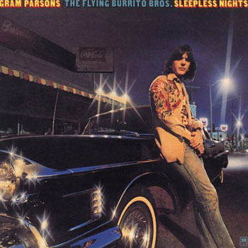Gram Parsons<BR>Sleepless Nights (1976)