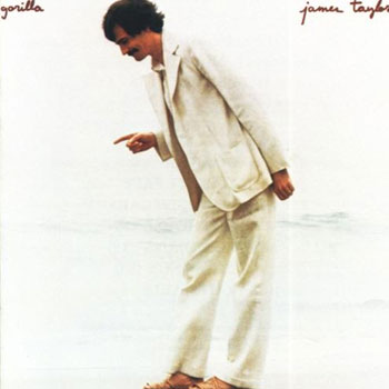James Taylor<BR>Gorilla (1975)