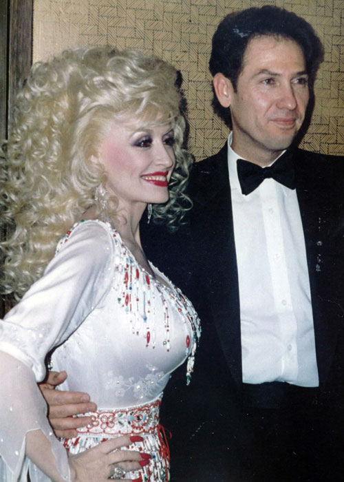 Al Perkins and Dolly Parton