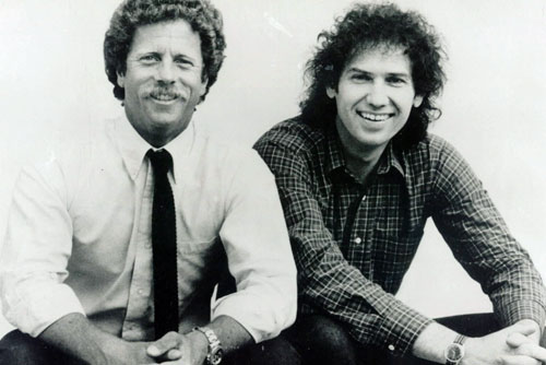 Al Perkins and Chris Hillman